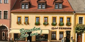 .Hotel zum Markt, Dreibettzimmer in Torgau - kleines Detailbild