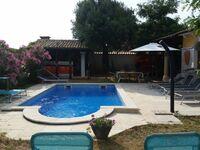 Rustic Villa mit Pool, Ferienhaus in Sisan - kleines Detailbild