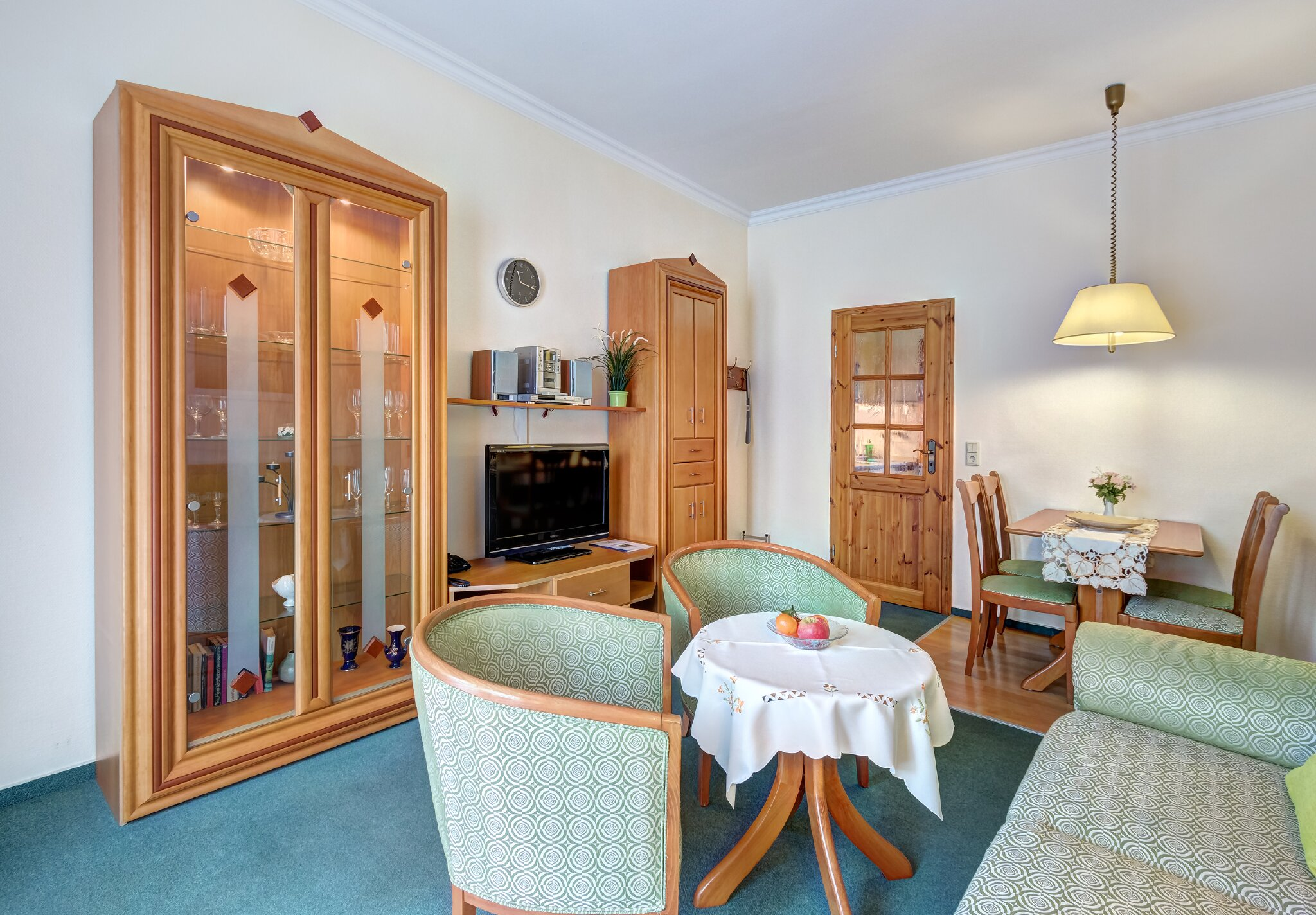 Haus 'Am Wald' - FeWo 1