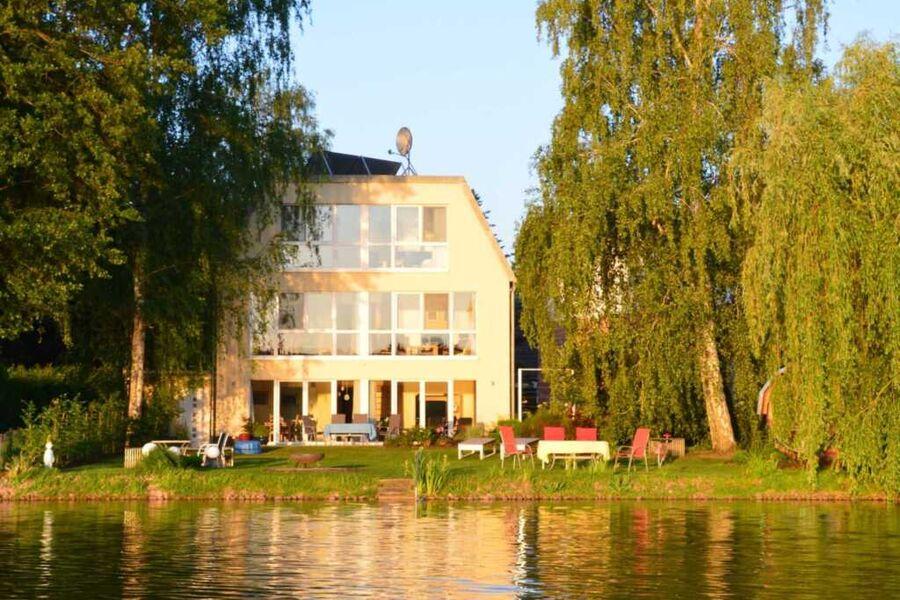 Ferienwohnhaus Drei am Zemminsee, Wohnung Obergesc