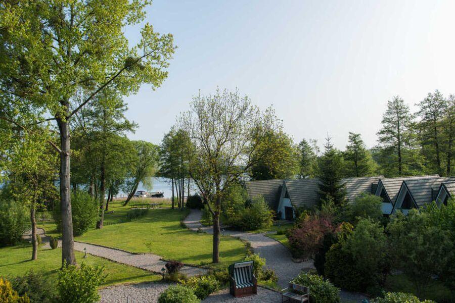 Ein Haus am See - Finnhütten am Schweriner See, Fi