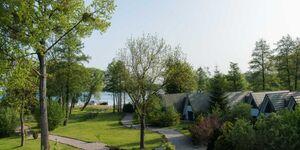 Ein Haus am See - Finnhütten am Schweriner See, Finnhütte am Schweriner See - Haus 6 in Schwerin - kleines Detailbild