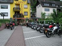 Ullas-Ferienwohnungen, Ferienwohnung 1 mit Balkon Erdgeschoß in Niederfell - kleines Detailbild