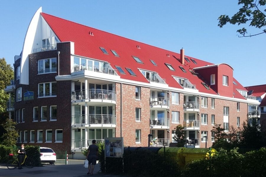 Ferienwohnung Cuxhaven Hohe Lith 3.28 in Haus 3
