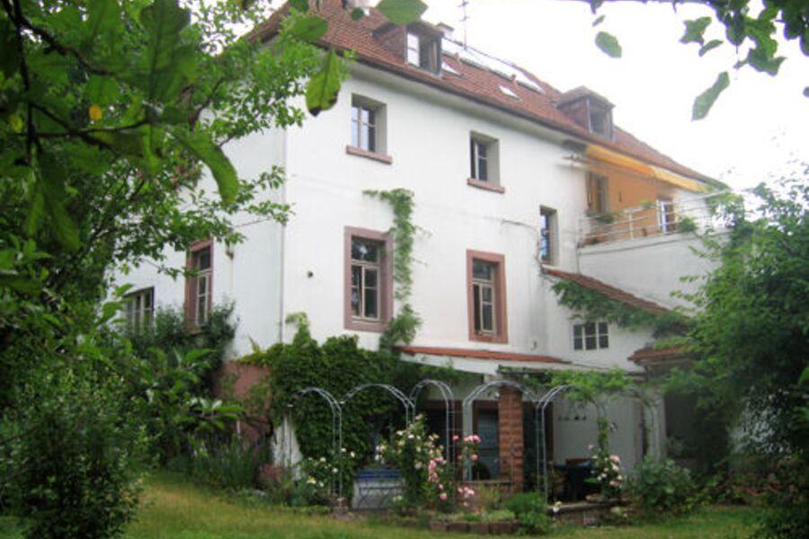das Haus von der Südseite