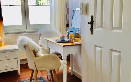 Jugendstilvilla 'Die Seevilla' - Ferienwohnung Baltrum