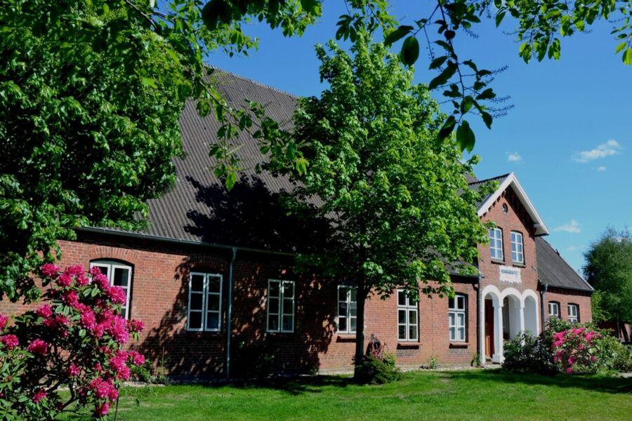 unser Pottkiekerhus (Ansicht Straßenseite)