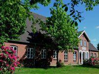 Pottkiekerhus, Morgenlicht in Luhnstedt - kleines Detailbild