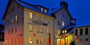 Sporthotel Steinach, Ferienwohnung Schneeballschlacht in Steinach - kleines Detailbild
