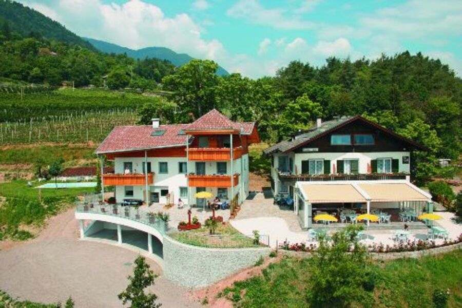 Residence Liesy mit Schwimmbad