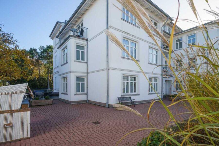 Haus am Kurpark****, Heringsdorf