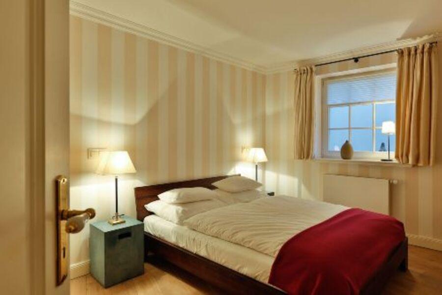 Das 2. Doppelschlafzimmer