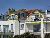 Appartement Residenz Bellevue Usedom 52 DSL-WLAN kostenlos, Wohnung 52 in Zinnowitz (Seebad) - kleines Detailbild