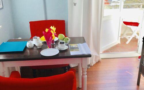 Jugendstilvilla 'Die Seevilla' - Ferienwohnung Wangeooge