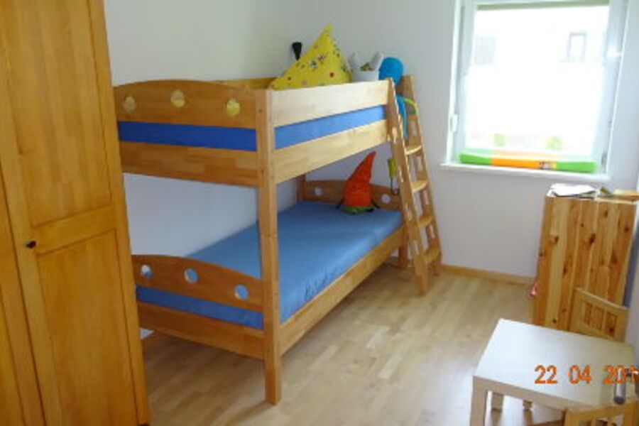 Vogelhäusle EG - Schlafen-2-Kinderzimmer