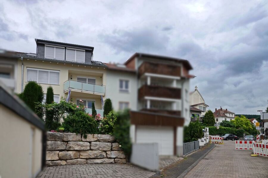 Residenz am Berg, Wohnung 2 Mond, 2 Zimmer Küche,