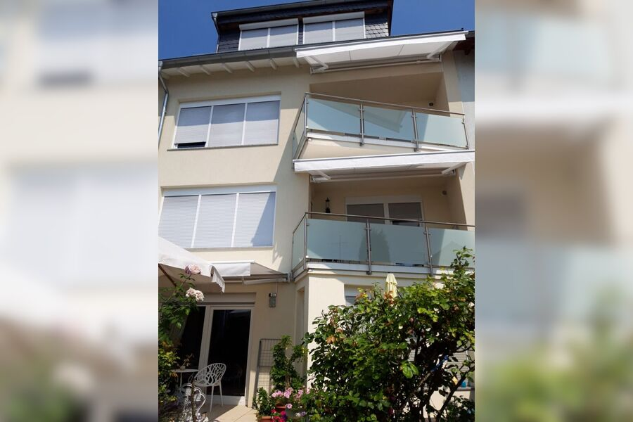 Residenz am Berg, Wohnung Nr 3, Sterne, Dachwohnun