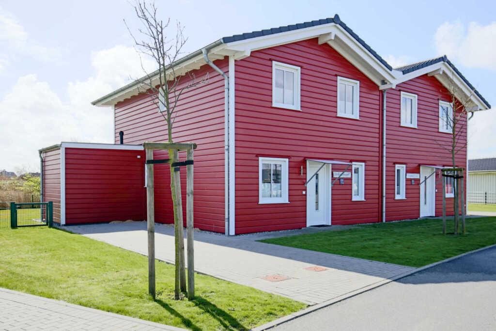 Ferienhaus 'Silbermöwe', DAG138 Ferienhaus 'Silbermöwe'