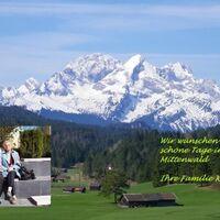 Vermieter: Grüß Gott in Mittenwald,