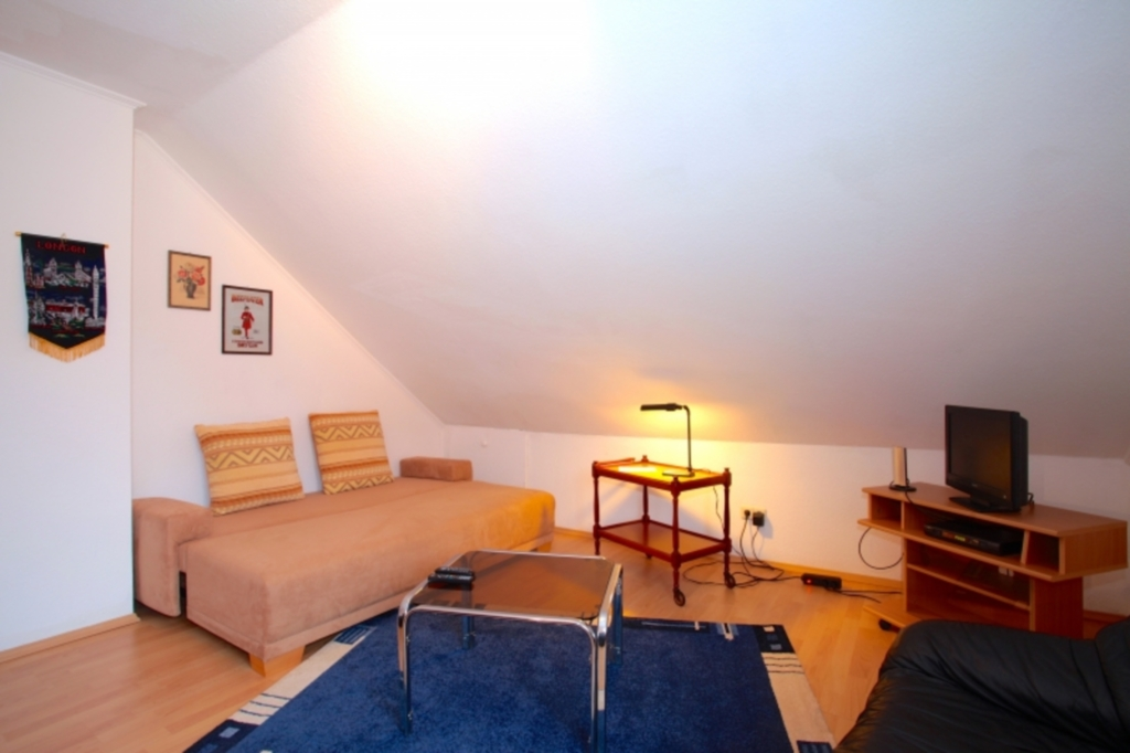 1 Zimmer Apartment   ID 4391   WiFi, Apartment