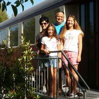 Vermieter: Gastgeberfamilie Burkhart