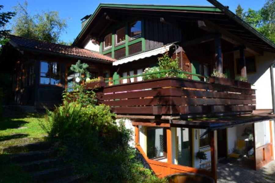 Romantisches Ferienhaus für 6 Personen
