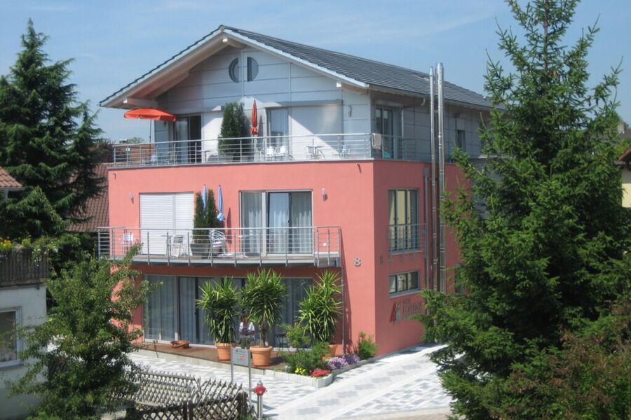 Haupthaus  Haus Lorenz  Frontansicht ( Ferienwohnu