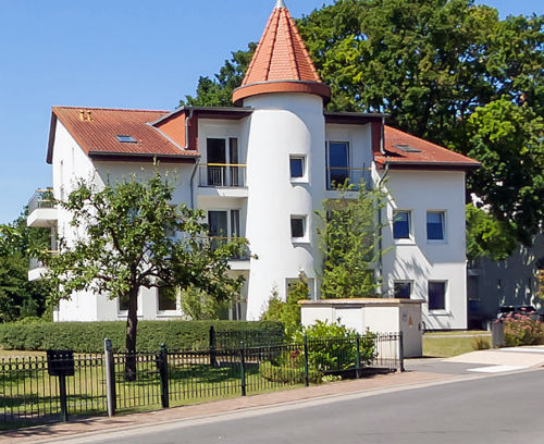 Ferienwohnungen \'Am Schloonsee\' FeWo D-10 in Seebad Heringsdorf ...