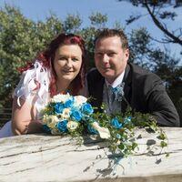 Vermieter: Anne Behnke-Fischer und unser Percy