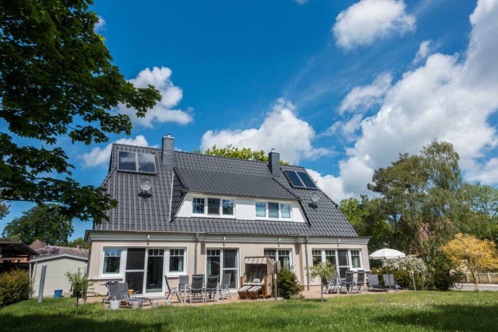 Premiumhaus Bodden, Haus Bodden Ferienwohnung In Born Auf Dem Darß (Born)  Obj Nr.84745