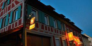 Gasthof Elsäßer Hof, Doppelzimmer mit 40m², 1 Schlafraum + 1 Wohn-Schlafraum in Kappel Grafenhausen - kleines Detailbild