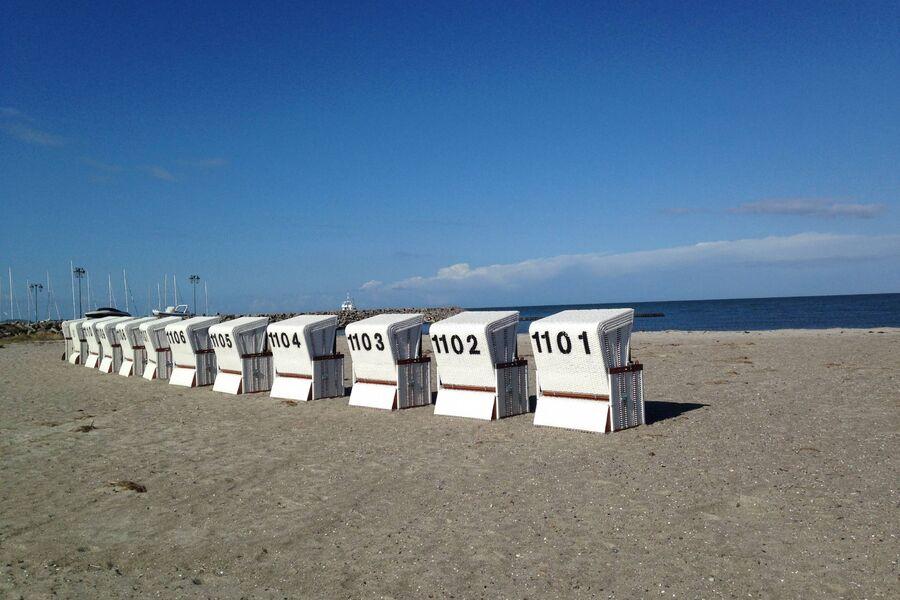 Hohe Düne Strand