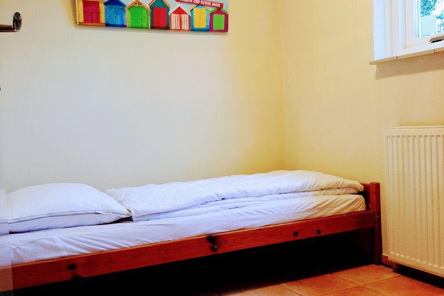 3e DoppelSchlafzimmer mit Etagebett