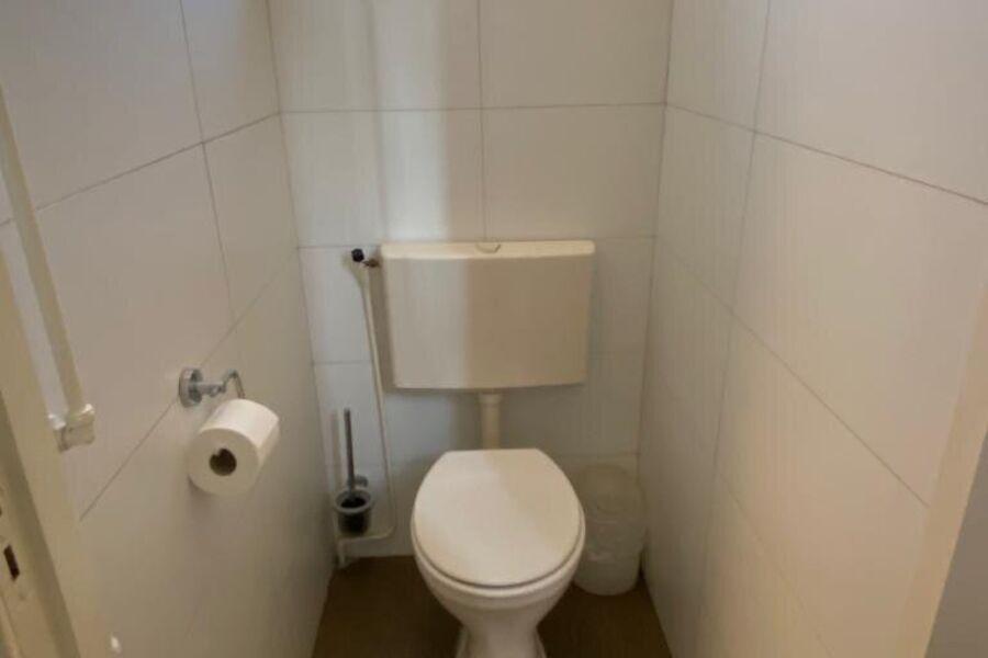 Toilette, renoviert 2016