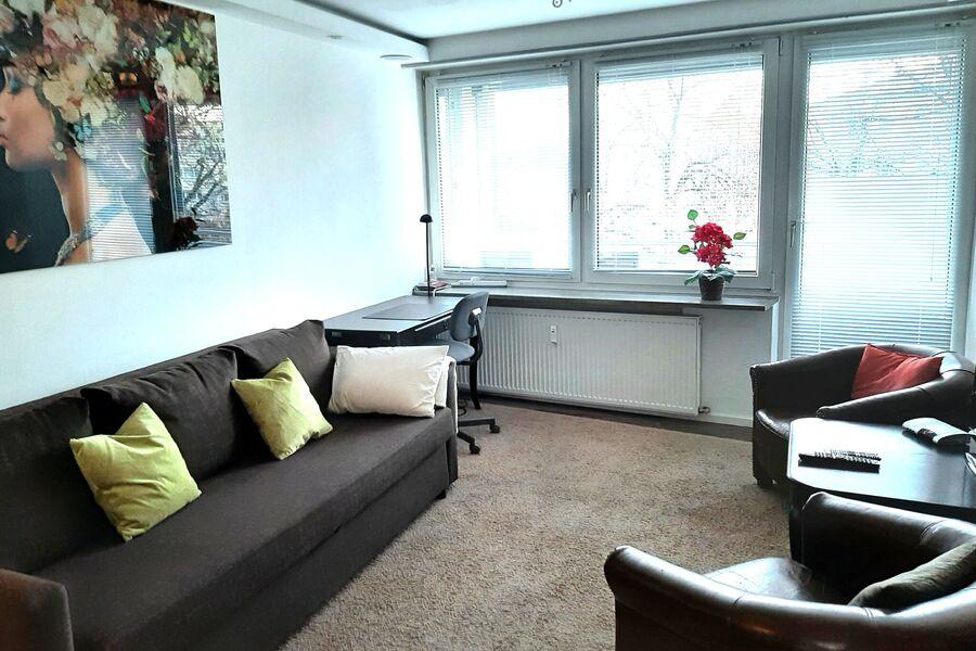 Schlafzimmer Wohnung München-Süd
