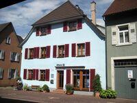 Gästehaus Stelter, Ferienwohnung 60qm, 1 Schlafraum, 1 Wohn-- Schlafraum, max. 4 Personen in Ettenheim - kleines Detailbild