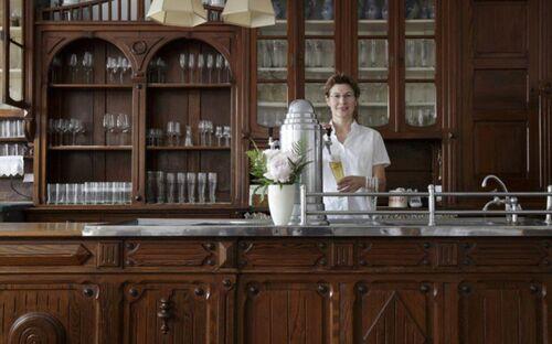 Scheidels Restaurant zum Kranz-Hotel, Familien-Appartement 1 klein mit WC und Dusche-Bad