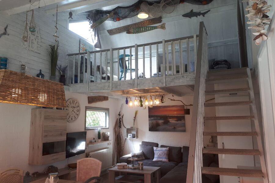 Wohnbereich mit Galerie