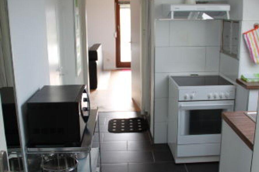 Küche Ferienwohnung Stuttgart