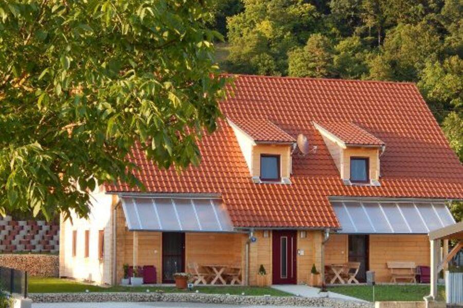 FerienHaus Blockhaus Stark