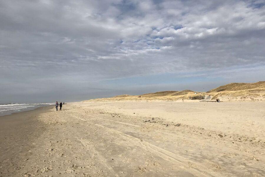 Strand nur 100 meter von Apartment!