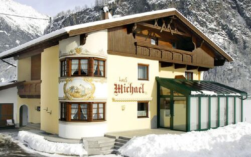 Haus Michael - Appartement Bergidylle