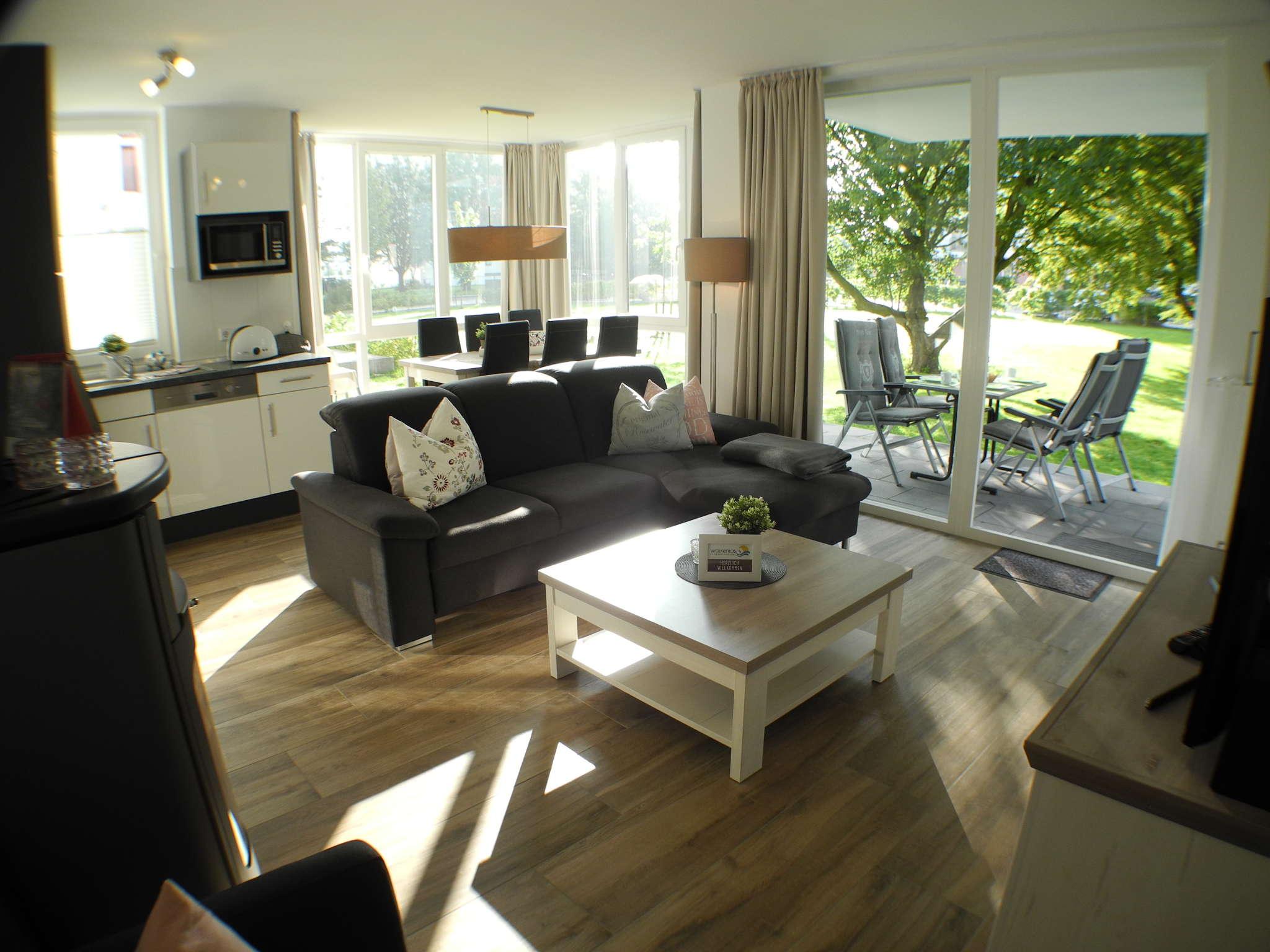 ferienwohnung wolkenlos 4 in gro enbrode schleswig holstein fewo meer. Black Bedroom Furniture Sets. Home Design Ideas