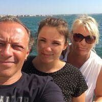 Vermieter: Wir Richters Janina, Marita und Reiner