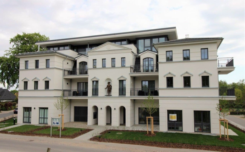 Logierhaus Friedrich WE 23 'Buhnenzauber', Logierhaus Friedrich WE 23