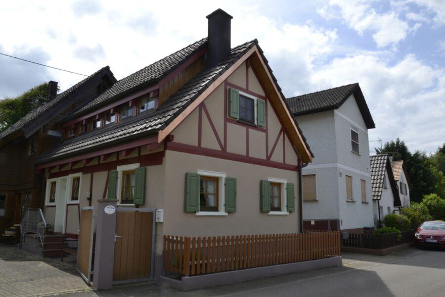Gästehaus Schüber, Ferienwohnung 70qm, 2 Schlafräu