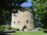 Burg im Zwinger - Ferienwohnung Burgfee in Goslar - kleines Detailbild