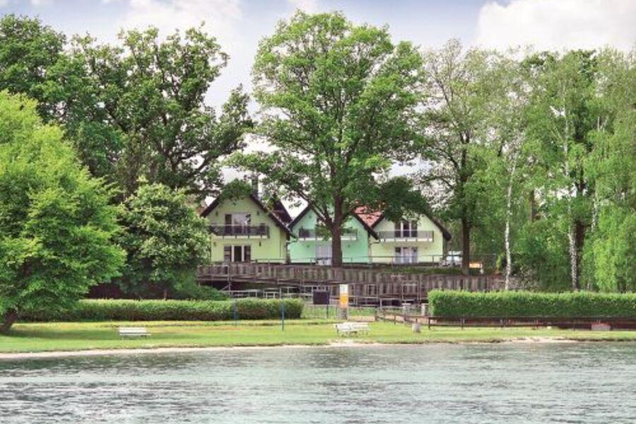 Strandhaus mit 2 Ferienwohnungen