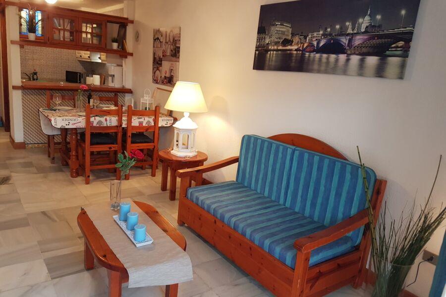 Parque Santiago 3 - 2 Schlafzimmer-Apartment, Parq