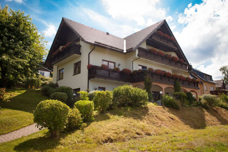 Pension Bergblick Haupthaus